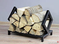 Подставка для дров в дизайне