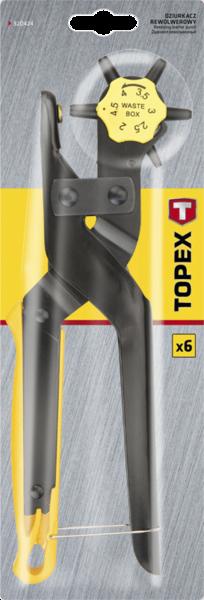 Діркопробивач 240мм TOPEX 32D424