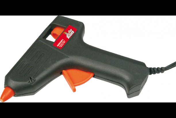 Пістолет клейовий 8мм 30Вт TopTools 42E581