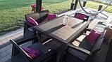 Комплект садовой мебели Curver Corfu Fiesta, фото 7