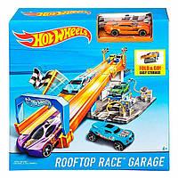 Игровой набор Hot Wheels Гараж на крыше (DRB29)
