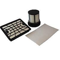 Комплект  фильтров для пылесоса Zelmer Solaris Twix 5500 и Clarris Twix 2750