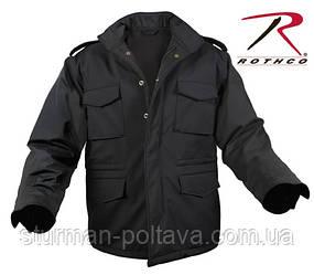 Куртка M-65  материал ( SOFT SHELL )  ROTHCO США