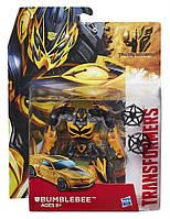 Трансформер Бамблби 13СМ - Bumblebee, TF4, Deluxe, Hasbro