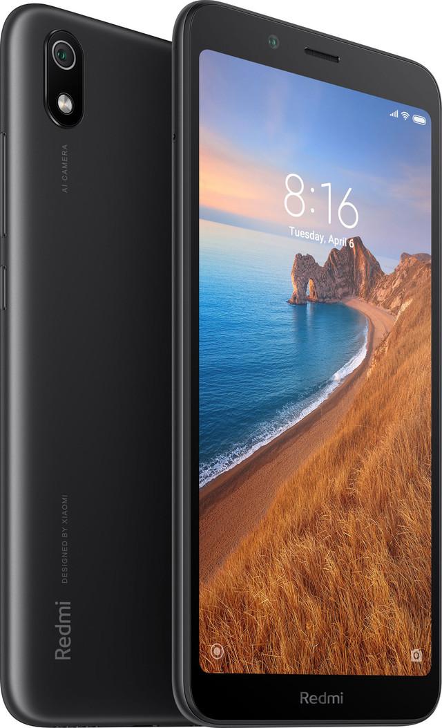 Смартфон Xiaomi Redmi 7A 2/16GBMatte Black