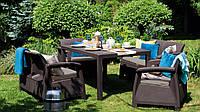Комплект садовой мебели Curver Corfu Fiesta, фото 1