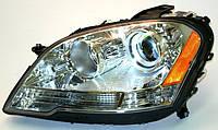 Mercedes ML W164 W 164 США фара левая ксенон рестайлинг в сборе 2009-12