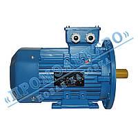 Электродвигатель трехфазный 1,5кВт 1500об/мин АИР 80B4 (IM 2081) Лапа+фланец