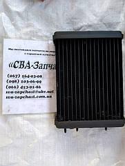 Радиатор отопителя ВАЗ 2101 2102 2103 2106 медный узкий 3-х рядный 2101-8101050 печки