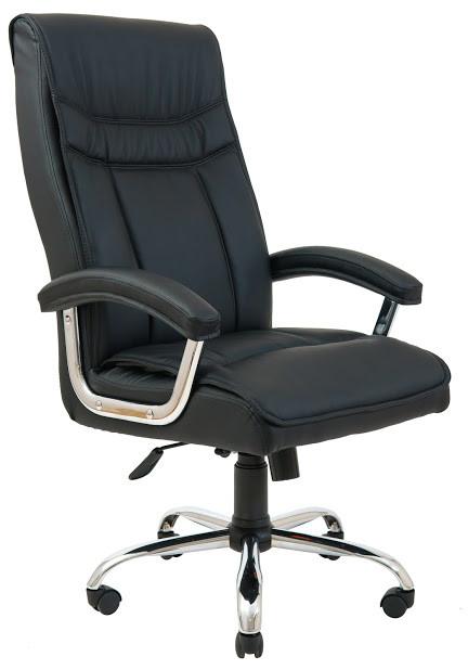 Компьютерное Кресло Бургас черное