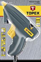 Пістолет клейовий 11мм 200Вт TOPEX 42E521