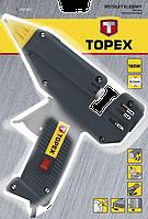 Пістолет клейовий 11мм 180Вт TOPEX 42E502