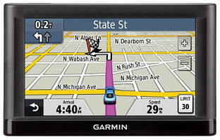 GPS навігатор Garmin Nuvi 52