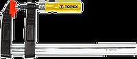 Струбцина тип F 120x500мм TOPEX 12A125