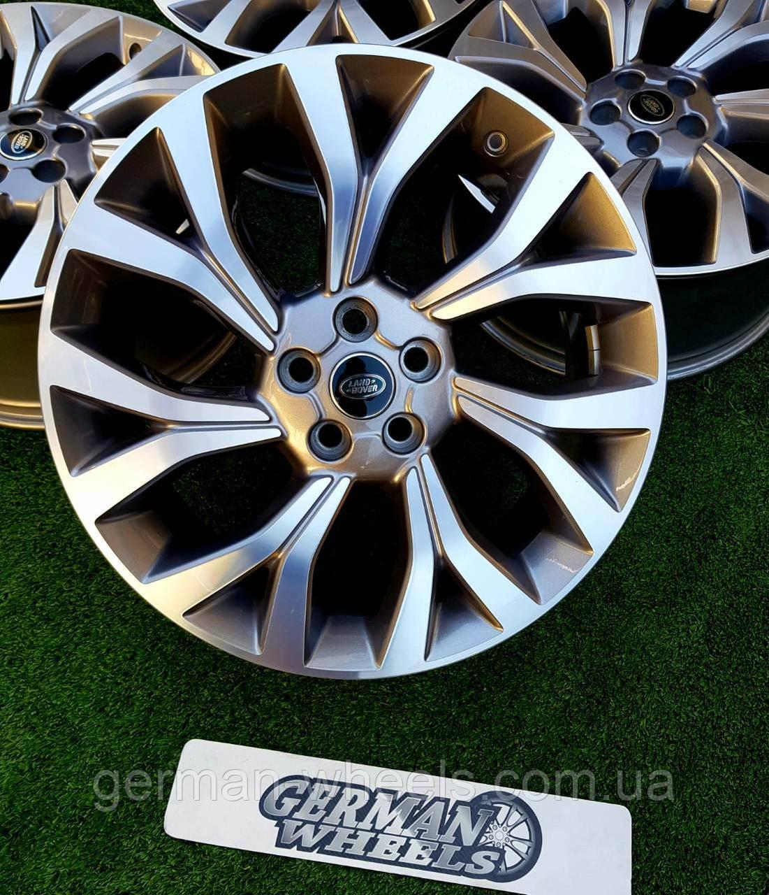 Оригинальные 21 - дюймовые диски Land Rover Range Rover Sport