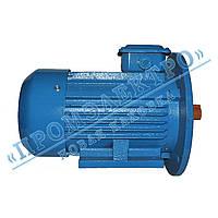 Электродвигатель трехфазный  2,2кВт 1500об/мин АИР 90L4 (IM 2081) Лапа+фланец