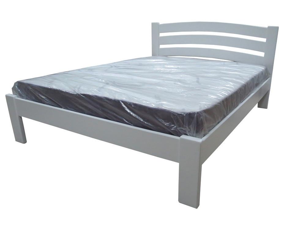 """Кровать деревянная TM """"YASON"""" Madrid LUXE (Массив Ольхи либо Ясеня)"""