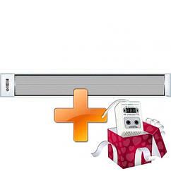 Інфрачервоний обігрівач Еко стар EKOSTAR Е1000 (підвісний)