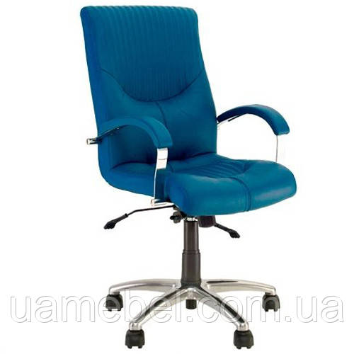 Крісло для керівника GERMES (ГЕРМЕС) STEEL LB CHROME