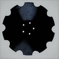 Диск бороны (ромашка) Horsch Joker (Днар=510 мм, 5отв) z=10 28071305