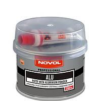Шпатлевка с алюминиевой пылью ALU 0.25 кг NOVOL (1160)