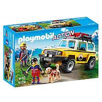 Конструктор Playmobil Гірничорятувальний автомобіль 9128