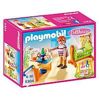Конструктор PLAYMOBIL Дитяча кімната з колискою 5304