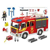 Конструктор Пожежна машина зі світлом і звуком PLAYMOBIL (4008789053633) 5363