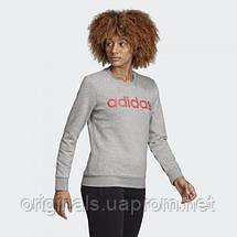 Свитшот женский Adidas Essentials Linear FH6608, фото 3