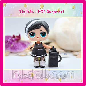 Кукла LOL Surprise 4 Серия Yin B.B. - Under Wraps Лол Сюрприз Оригинал