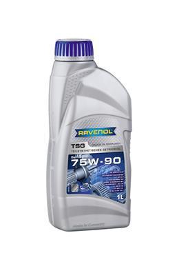 Трансмиссионное масло RAVENOL GETRIEBEOEL TSG 75W-90 GL-4 1 л