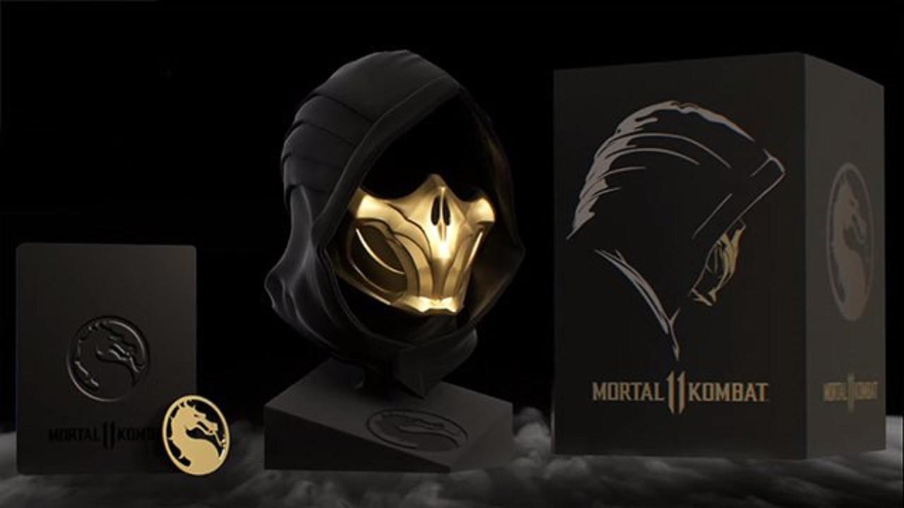 Mortal Kombat 11 KOLLECTOR'S EDITION (російські субтитри) PS4