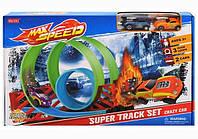 Детский трек с горками Max Speed 8817