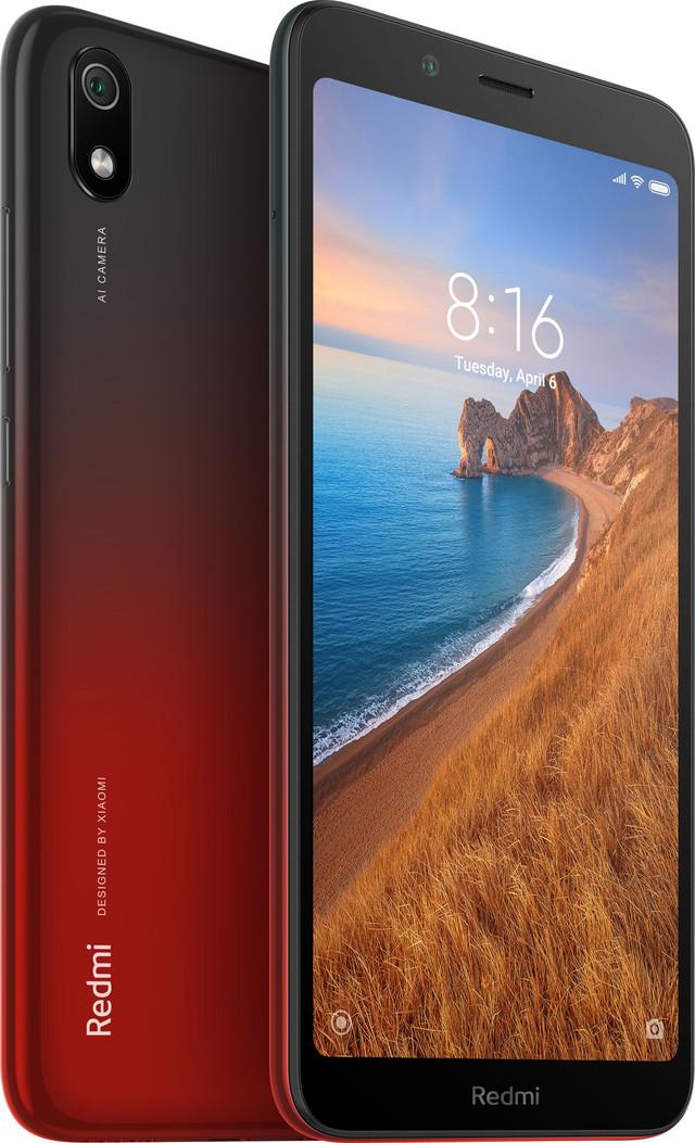 Смартфон Xiaomi Redmi 7A 2/32GBGem Red