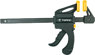 Струбцина автоматическая 200х60мм TOPEX 12A520