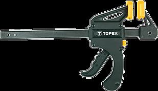 Струбцина автоматическая 450х60мм TOPEX 12A545