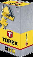 Тиски 75мм TOPEX 07A307