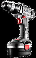 Шуруповерт акумуляторний 14.4 V GRAPHITE 58G111