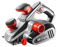 Рубанок электрический 850Вт GRAPHITE 59G678