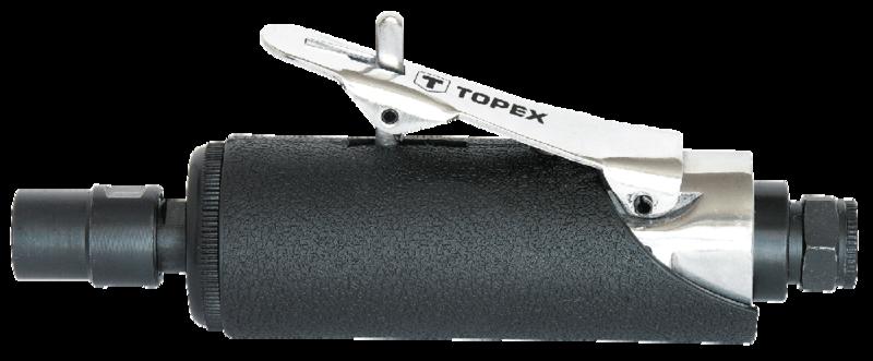 Пряма шліфмашина пневматична TOPEX 74L210
