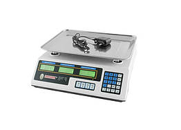 Весы торговые MATARIX MX-413 50 кг Белый 1em006412, КОД: 897555