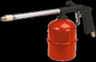 Пистолет для распыления жидкостей, нефтевания, антикора TOPEX 75M405
