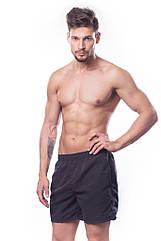 Пляжные шорты мужские Shepa XL Черные sh0009, КОД: 162396
