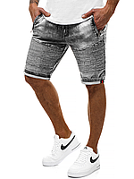 Шорты мужские джинсовые RED FRBALL XXL LS320R Серый huboUps29720, КОД: 1098987