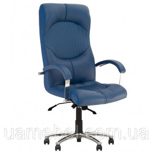 Кресло для руководителя GERMES (ГЕРМЕС) ANYFIX STEEL CHROME