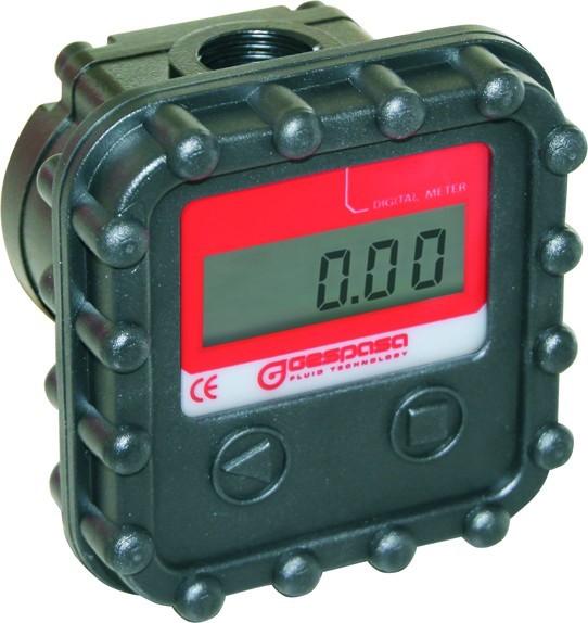 MGE-40 – счетчик учета топлива. Электронный. Продуктивность 2-40 л/мин.