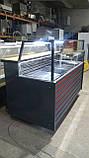 Новинка!!!! Витрина-куб холодильная 1,70 бу. витрина гастрономическая б/у., фото 2