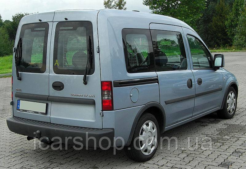 Стекло Opel Combo C 02–11 Тыл Правый с Э/О OG