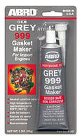 Герметик прокладок 85гр серый 999 (ABRO)