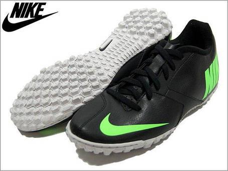 Оригинальные футбольные футзалки сороконожки Nike Bomba, фото 2